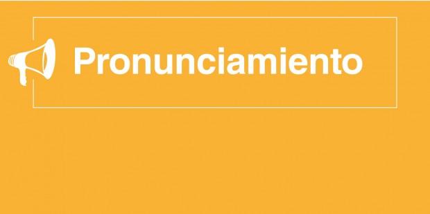 pronunciamiento