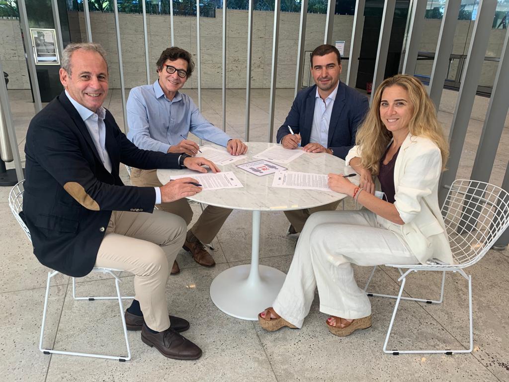 FOPEA firmó un acuerdo con las organizaciones de los comunicadores de las empresas para el fortalecimiento del periodismo